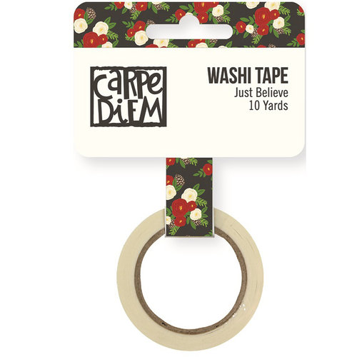 Simple Stories - Very Merry Collection - Christmas - Washi Tape - Just Believe