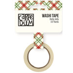Simple Stories - Very Merry Collection - Christmas - Washi Tape - Holly Jolly