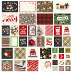 Simple Stories - Very Merry Collection - Christmas - SNAP Cards