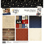 Simple Stories - O Holy Night Collection - Christmas - Simple Sets - 12 x 12 Collection Kit