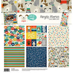 Simple Stories - Life is Ruff Collection - 12 x 12 Collection Kit