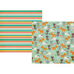 Simple Stories - Life is Purrfect Collection - 12 x 12 Double Sided Paper - Cattitude