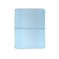 Carpe Diem - A6 Traveler's Notebook and Passport Holder - Sky Blue