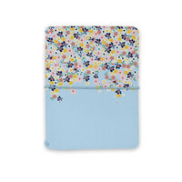 Carpe Diem - A6 Traveler's Notebook and Passport Holder - Ditsy Floral