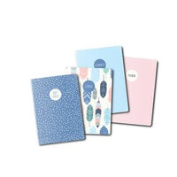 Carpe Diem - A6 Traveler's Notebook Refill - Feathers - 4 Pack