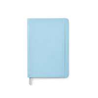 Carpe Diem - Traveler's Notebook - Soft Journal Cover - Sky Blue