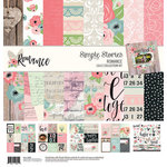 Simple Stories - Romance Collection - 12 x 12 Collection Kit