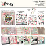 Simple Stories - Romance Collection - 12 x 12 Collector's Essential Kit
