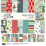 Simple Stories - Sub Zero Collection - 12 x 12 Collection Kit