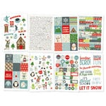 Simple Stories - Sub Zero Collection - Cardstock Stickers
