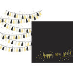 Simple Stories - 2018 Collection - 12 x 12 Double Sided Paper - Hello New Year