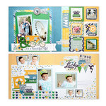 Simple Stories - Charmed Life Collection - 12 x 12 Layout Class Kit