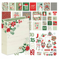 Simple Stories - December Days - Album Kit - 138 Piece Bundle
