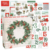 Simple Stories - December Days - Album Kit - 144 Piece Bundle