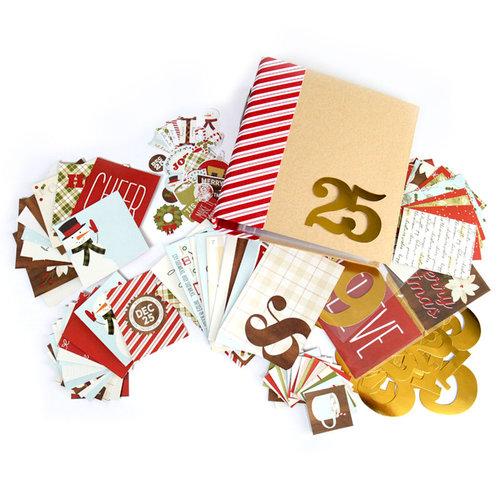 Simple Stories - December Days - Album Kit - Complete Bundle