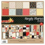 Simple Stories - Say Cheese Collection - 12 x 12 Paper Pad