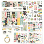 Simple Stories - I AM Collection - Paper Crafting Kit - Complete Bundle