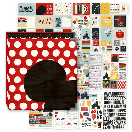 Simple Stories - Say Cheese III - Album Kit - Complete Exclusive Bundle