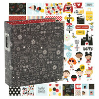 Simple Stories - Say Cheese 4 - Album Kit - Complete Bundle