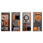 Moxxie - Basketball Collection - Cardstock Die Cuts