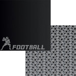 Moxxie - The Big Game Collection - 12 x 12 Double Sided Paper - Football