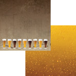 Moxxie - Craft Brew Collection - 12 x 12 Double Sided Paper - On Tap