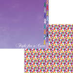 Moxxie - Cure For All Collection - 12 x 12 Double Sided Paper - Support