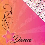 Moxxie - Dance Life Collection - 12 x 12 Double Sided Paper - Starpower