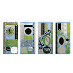 Moxxie - Go the Distance Collection - Cardstock Die Cuts