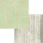 Moxxie - Do-It Yourself Collection - 12 x 12 Double Sided Paper - Distressed