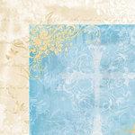 Faith Collection - 12 x 12 Double Sided Paper - Faith Confirmed by Moxxie