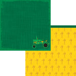 Moxxie - Farm Life Collection - 12 x 12 Double Sided Paper - My Ride