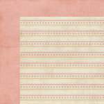 Homespun Easter Collection - 12 x 12 Double Sided Paper - Springtime by Moxxie