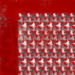 Moxxie - Hit the Slopes Collection - 12 x 12 Double Sided Paper - Ride