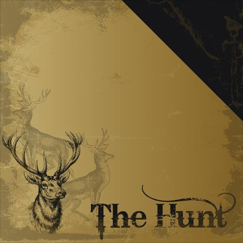 Moxxie - Hunting Collection - 12 x 12 Double Sided Paper - The Hunt