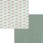 Moxxie - Marathon Collection - 12 x 12 Double Sided Paper - Marathon