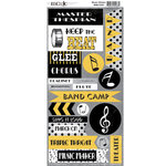 Moxxie - Music In Me Collection - Cardstock Stickers