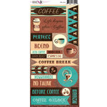 Moxxie - Perfect Blend Collection - Cardstock Stickers