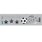 Moxxie - Soccer Collection - Rub Ons - Star Player