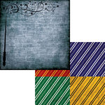 Moxxie - Wizardry Collection - 12 x 12 Double Sided Paper - Magical