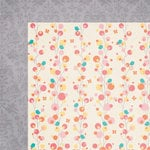 Moxxie - Wee Ones Collection - 12 x 12 Double Sided Paper - Butterfly Kisses