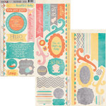 Moxxie - Wee Ones Collection - Cardstock Die Cuts
