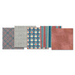 E-Kit Papers (Digital Scrapbooking) - American Made 2