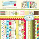 Nikki Sivils - School is Cool Collection - 12 x 12 Collection Kit