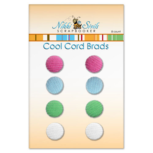 Nikki Sivils - Corduroy Brads - Cool