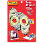 Adhesive Technologies - Glue Runner Refill - Permanent Bond - 8.75 yards - 2 Pack
