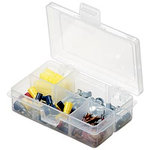 Art Bin - Solutions Box - 4 to 6 Compartments
