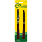Loew-Cornell - Simply Art - Palette Knives - 2 Pack