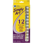 Loew-Cornell - Simply Art - Acrylic Paints - 12 Pack