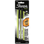 Sharpie - Fine Point - Writing Pens - Black - 2 Pack